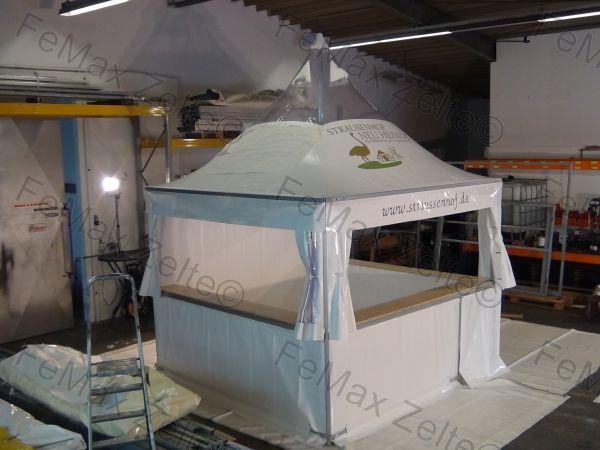 FeMax 4x4m Verkaufsstand / Pagode