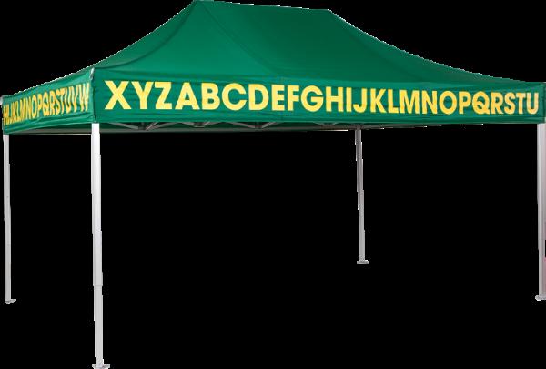 FeMax Scherenzelt / Faltzelt 4,5x3m