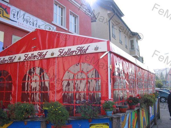 Festzelt / Partyzelt 4x6m