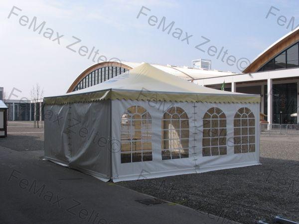 FeMax Pavillon 5x5m
