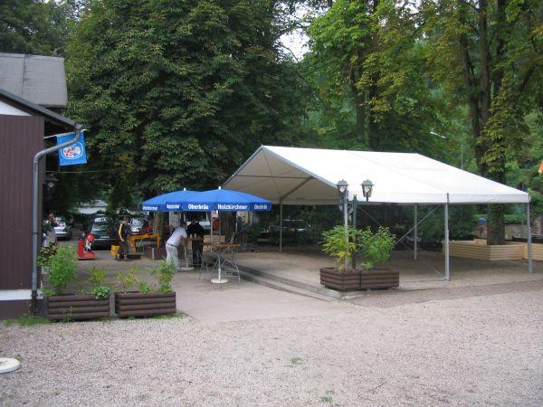FeMax Festzelt / Partyzelt 10x3m