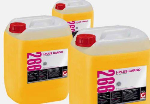 1 L PVC-PE Reiniger als Konzentrat entpricht max. 20 L Zeltreiniger Festzelte