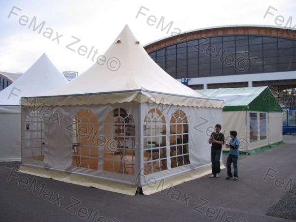 FeMax Pagode 5x5m